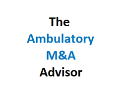 """2016 ASC Predictions"" in The Ambulatory M&A Advisor"